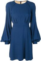 Chloé balloon sleeve dress - women - Silk/Acetate/Viscose - 36
