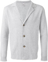Eleventy ribbed collar cardigan - men - Cashmere - XXL
