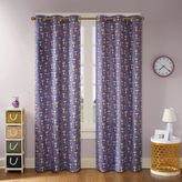 Mi Zone Kids Twyla Grommet Top Window Curtain Panel Pair