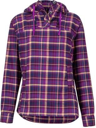 Marmot Women's Shelley Midweight Flannel LS Shirt