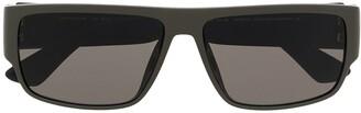 Mykita Boom aviator-frame sunglasses