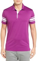 Bobby Jones Men's Liberty Tech Golf Polo