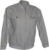 Christian Dior Grey Cotton Jackets
