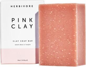 Herbivore Botanicals Pink Clay Bar Soap