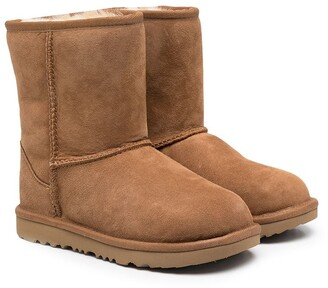 Ugg Kids Ankle-Length Boots