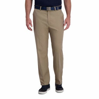 Haggar Men's PLN Cool Right Pant
