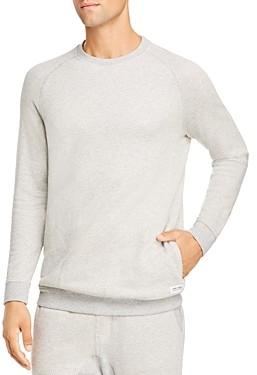 Banks Journal Forum Waffle-Knit Sweatshirt