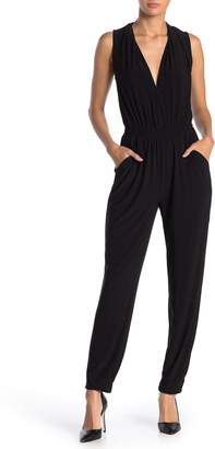 Laundry by Shelli Segal Athleisure Jersey Jumpsuit