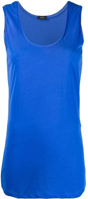 Joseph Light sleeveless tank top