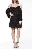 Paige Women's Carmine Cold Shoulder Dress