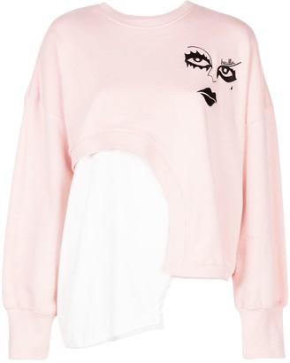 Haculla Witch Hybrid sweatshirt