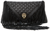 Thomas Wylde Love Bite Large Leather Clutch