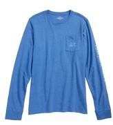 Vineyard Vines Boy's Vintage Whale Pocket T-Shirt