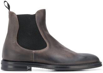 Hunter Scarosso ankle boots