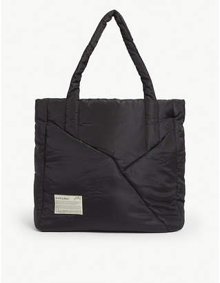 A-Cold-Wall* A Cold Wall Padded logo-printed tote