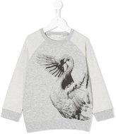 Stella McCartney printed sweatshirt - kids - Cotton - 6 yrs