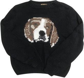 Peter Jensen Black Wool Knitwear for Women