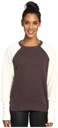 Alo Yoga Women's Deck Long Sleeve Top