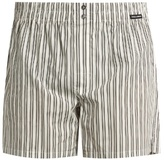 Dolce & Gabbana Multi-striped Cotton-poplin Boxer Shorts