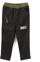 Rocawear Black Twill Pocket Joggers - Boys