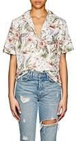 NSF Women's Tanis Floral Cotton Blouse