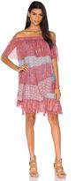 Rebecca Taylor Off The Shoulder Amanda Dress