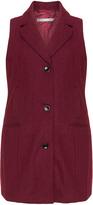 Studio Plus Size Sleeveless jacket