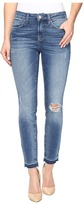 Mavi Jeans Alissa Ankle High-Rise Skinny Ankle in Dark Indigo 90s Women's Jeans