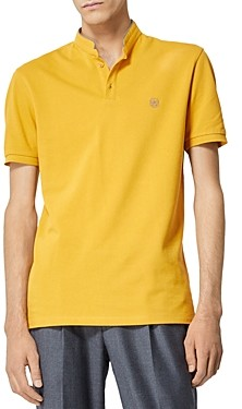 The Kooples Cotton Tipped Polo