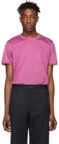 Moncler Pink Maglia T-Shirt