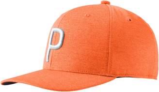 P Snapback Hat