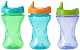 Evenflo TripleFlo Twist Cup - Multicolor - 10 oz - 3 ct
