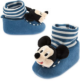 Disney Mickey Mouse Plush Slippers for Baby