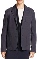 Vince Unstructured Slim Fit Sport Coat