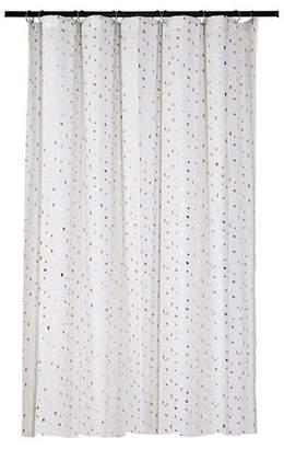 Room Essentials Diamond Shower Curtain - Gold - Room EssentialsTM