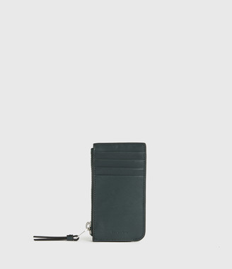AllSaints Little Marlborough Leather Cardholder
