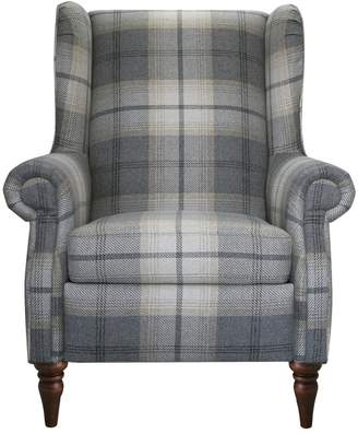 Argos Home Argyll Fabric High Back Chair