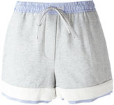 3.1 Phillip Lim drawstring shorts - women - Cotton - S