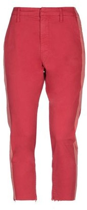 Mother 3/4-length trousers