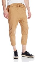 Publish BRAND INC.. Men's Slash Cotton Canvas 3/4-Length Pant