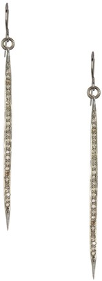 ADORNIA Lexington Champagne Diamond Earrings - 0.60 ctw