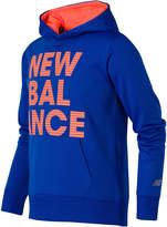 New Balance Hoodie-Big Kid Boys