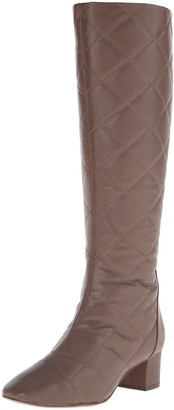 Nine West Women's Aldar Leather Knee High Boot