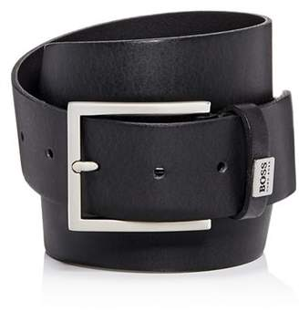 HUGO BOSS Men's Sonio 4.0 Leather Belt