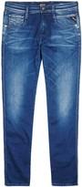 Replay Anbass Blue Slim-leg Jeans
