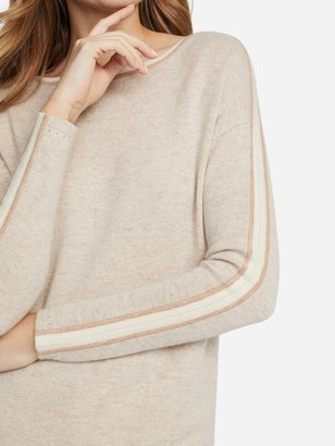 J.Mclaughlin Tray Cashmere Sweater