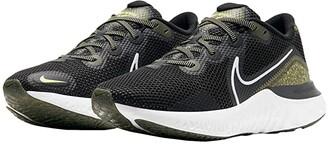 Nike Renew Run SE (Black/Summit White/Medium Olive) Men's Shoes