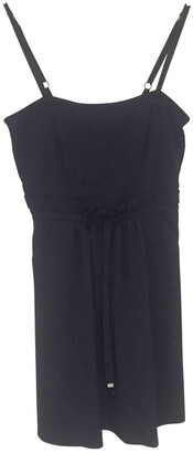 Marc by Marc Jacobs blue Polyester Dresses