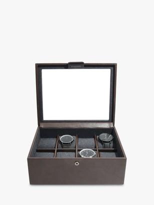Stackers Glass 8 Watch Box