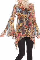 Adore Bell Sleeve Blouse